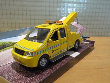 Afbeelding van towtruck , sleepwagen takelwagen