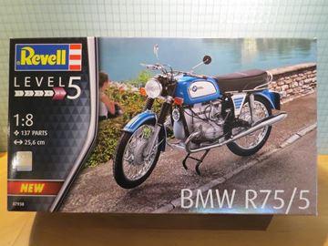 Afbeelding van BMW R75/5 bouwdoos 1:8 07938