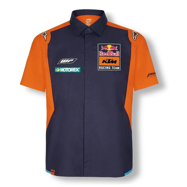 Picture of Red Bull blouse KTM team shirt ktm17003