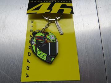 Afbeelding van Valentino Rossi 3d Keyring helmet vrukh209903