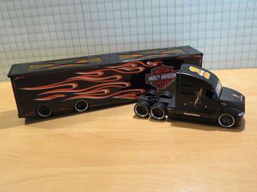 Afbeelding van Harley Davidson Haulers truck 1:64