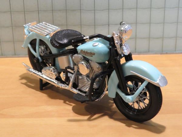 Picture of Harley Davidson FL Knucklehead 1946 Sons of Anarchy JT 1:18 los